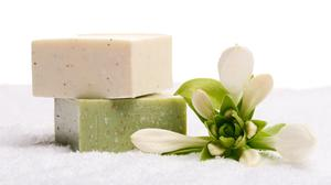 Luxury soaps mean bars are no longer hard on your skin