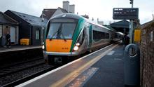 Newbridge Station lies virtually empty after a last-minute decision to call off recent strike action was too late for many commuters