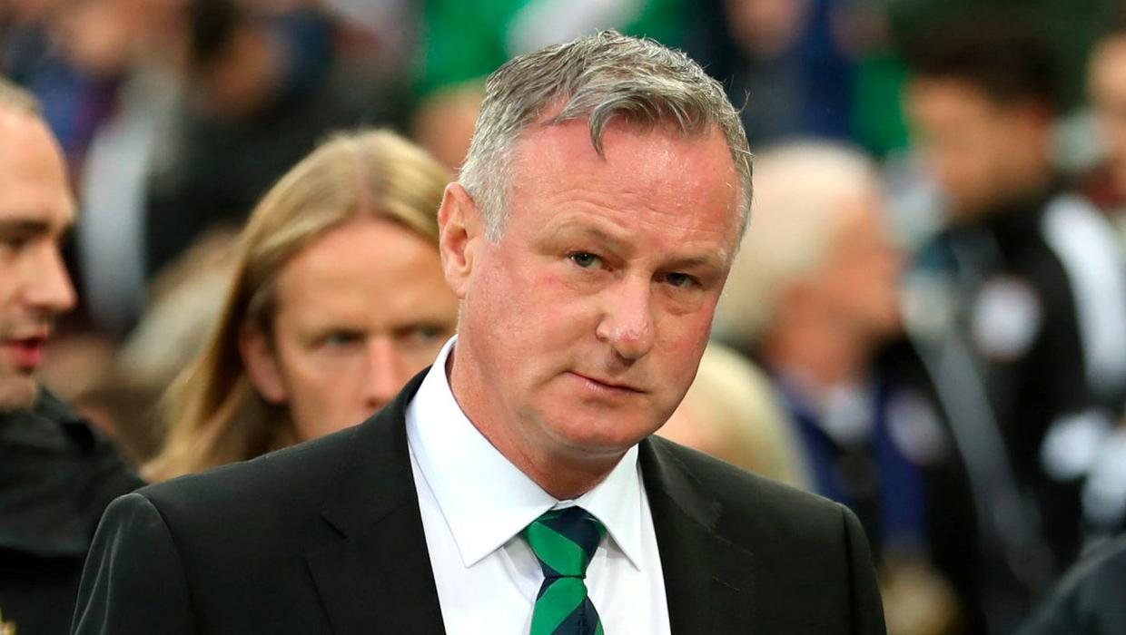 Michael O'Neill steps down early from Northern Ireland job
