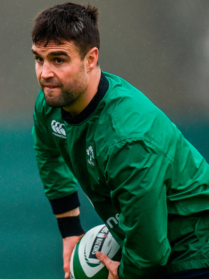 Conor Murray is the sort of scrum-half who 'looks after' his No 10. Photo by Seb Daly/Sportsfile