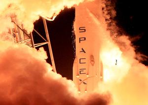 A remodeled version of the SpaceX Falcon 9 rocket lifts off at the Cape Canaveral Air Force Station on the launcherÄôs first mission since a June failure in Cape Canaveral, Florida, December 21, 2015