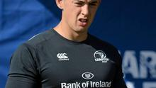 Noel Reid is looking forward to the new season with Leinster and below in action during training