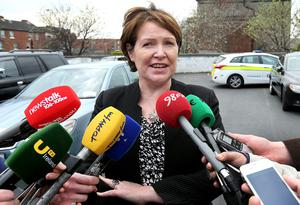 Garda Commissioner Nóirín O'Sullivan launched the inquiry last July following the publication of Ms Logan's report into the use of legislation by gardaí in Tallaght and Athlone to remove the children and place them in care
