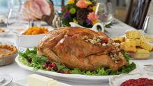 Turkey is a particularly good form of protein because it is so lean.