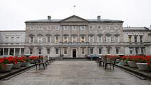 Independent.ie understands that a group of 10 senators who wrote to the Taoiseach last week arguing that it is constitutional for the Seanad to sit, debate and pass laws with 49 senators are to submit High Court papers over the weekend in a bid to get a court adjudication on the issue. Stock photo: AFP/Getty