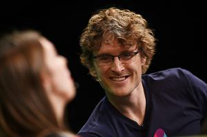 Co-founder Paddy Cosgrave at the Web Summit (Photo: Sportsfile)