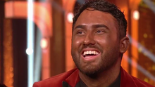 Hughie Maughan (21) has been forced to defend himself from racism claims after being accused of 'blacking up' on Dancing with the Stars.