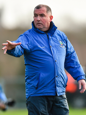 Farney boss Seamus McEnaney. Photo by Oliver McVeigh/Sportsfile