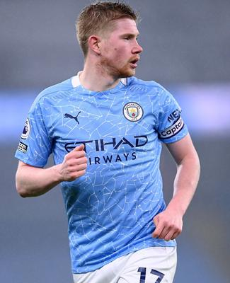 Kevin De Bruyne. Photo: Getty Images