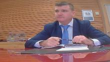 Councillor John O'Donnell from Donegal filmed in a meeting with an undercover reporter for the RTÉ Investigates – Standards in Public Office programme.