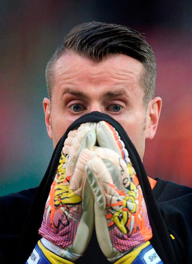 Shay Given: ' I have no divine right to get a club but if someone came along and it was of interest, it might happen'