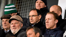 Martin O'Neill said that holding the match behind closed doors will give his squad the flexibility to make any changes he sees fit ahead of the European qualifiers on June 13