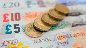 File photo dated 18/06/12 of money as the fall in the oil price and the strength of the pound are expected to have kept inflation at zero last month, when official figures are published. PRESS ASSOCIATION Photo. Issue date: Sunday August 16, 2015. It would mark the sixth month in a row that the Consumer Price Index (CPI) measure of inflation has hovered around zero and there is even thought to be a risk that it could turn negative again - having dropped to minus 0.1% in April. See PA story ECONOMY Inflation. Photo credit should read: Dominic Lipinski/PA Wire
