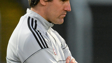 Kildare manager Jason Ryan