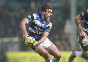 George Ford has long been laud for the verve of his game, for his skipping pace and impudent tendencies, but as he fights to establish himself on the international stage he is also showing a defensive resilience that belies his slender frame