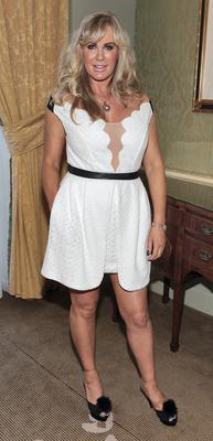 Lisa Murphy at Miriam Ahern's Cari Charity Lunch at The Four Seasons Hotel Dublin.  Pictures:Brian McEvoy