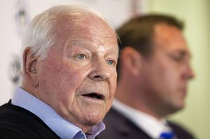 Dave Whelan has found himself in hot water. Photo credit: Barrington Coombs/PA Wire.