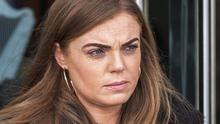 Eimear Dunne, the grieving partner of Kenneth O'Brien, was speaking after Paul Wells Jnr was sentenced. Photo: Collins Courts