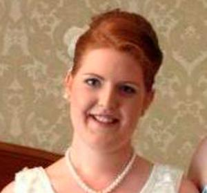 Emma O'Keeffe (26), who was killed in a road crash with a truck