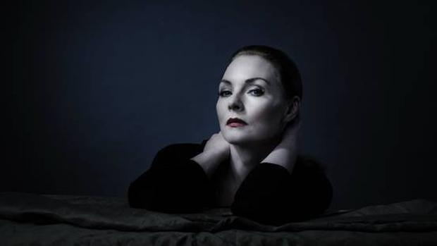 Aislín McGuckin excelled playing the title role of Hecuba in a Rough Magic production for the Dublin Theatre Festival
