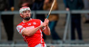 Con O'Callaghan in action for Cuala. Photo: SPORTSFILE