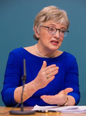 Minister Katherine Zappone has appealed for information