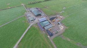 A midlands-based businessman bought the residential farm near Golden and plans to continue with the existing dairy enterprise.