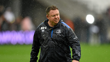 19 April 2015; Leinster head coach Matt O'Connor. European Rugby Champions Cup Semi-Final, RC Toulon v Leinster. Stade Vélodrome, Marseilles, France. Picture credit: Stephen McCarthy / SPORTSFILE