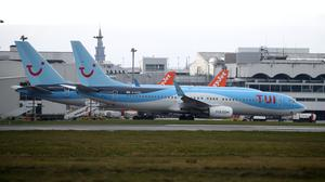 Tui, the UK's biggest tour operator, has extended the suspension of its holidays for the next six weeks (Andrew Milligan/PA)