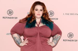 Model Tess Holliday attends Refinery29's Every Beautiful Body Symposium at Brookfield Place  on October 26, 2016 in New York City.  (Photo by Craig Barritt/Getty Images for Refinery29)