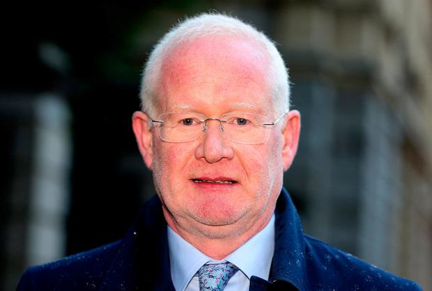 Chairman of the Revenue Commissioners, Niall Cody. Photo: Tom Burke