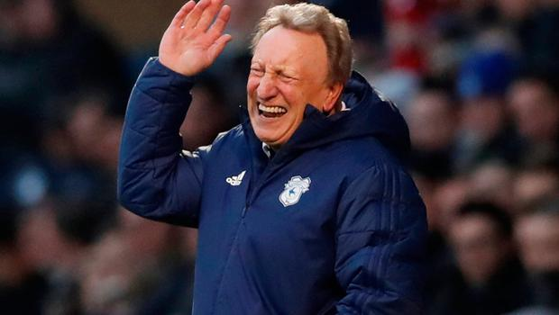 Cardiff City manager Neil Warnock is not happy with Liverpool over Clyne transfer