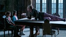 In for a treat: Netflix's adaptation of 'A Series of Unfortunate Events' offers family-friendly fun