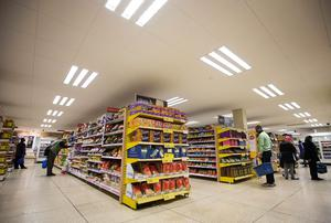 Less than a third of shoppers only shop for groceries once a week