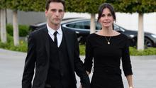 His ex-wife Courteney Cox is engaged to Johnny McDaid