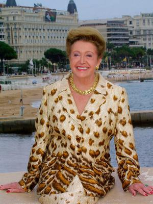 US author Mary Higgins Clark has died, aged 92 (Photo by Pascal GUYOT / AFP) (Photo by PASCAL GUYOT/AFP via Getty Images)