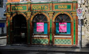 So many so-called 'wet pubs' remain closed all around the country