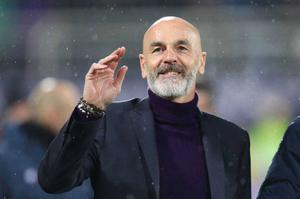 AC Milan manager Stefano Pioli is wary of the threat Shamrock Rovers will pose his side