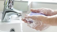 Handwashing is the number one defence against infection.