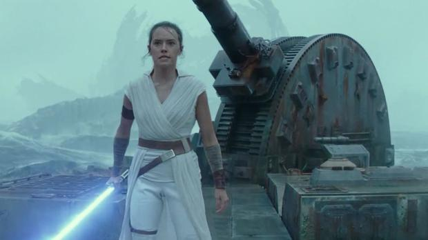 Space saga: Daisy Ridley stars in 'The Rise of Skywalker'
