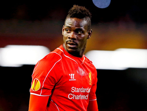 Mario Balotelli started just 14 games for Liverpool, costing £10,000 a minute. Photo: Julian Finney/Getty Images