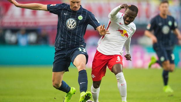 Keita joined RB Leipzig in 2016 Getty