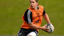 Ian Keatley is part of the Munster team hoping to overcome Ospreys tomorrow