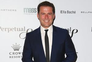 Karl Stefanovic, a host on Australia's Channel Nine 'Today Show', said he received no comments about his repeated use of a navy suit, whereas his female co-hosts were regularly criticised over their fashion choices and appearance. Photo: Don Arnold/WireImage