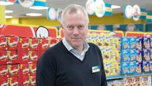 In store: Barry Williams insists there will always be a place for Dealz on the high street