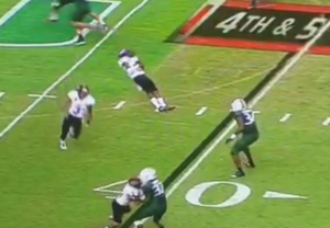 Arkansas State Red Wolves attempt worst fake punt in College Football history
