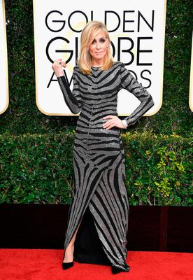 Actress Judith Light attends the 74th Annual Golden Globe Awards at The Beverly Hilton Hotel on January 8, 2017 in Beverly Hills, California.  (Photo by Frazer Harrison/Getty Images)