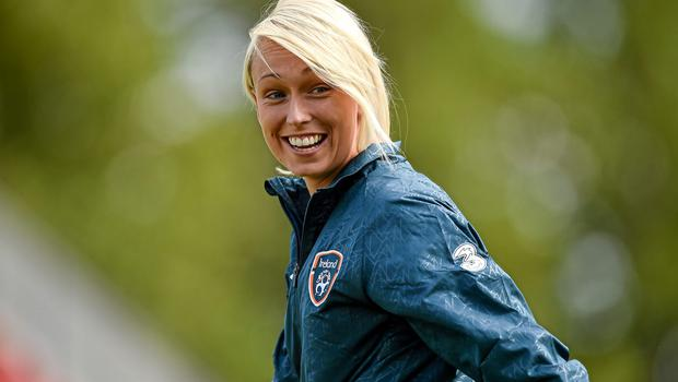 Stephanie Roche will jet off early next month for pre-season training with American team Houston Dash. Photo: Barry Cregg / SPORTSFILE