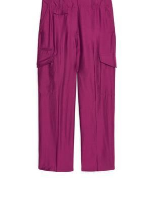 Fuchsia, €89 from Arket.com