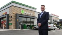 Applegreen's chief operating officer Joe Barrett. Picture: Damien Eagers